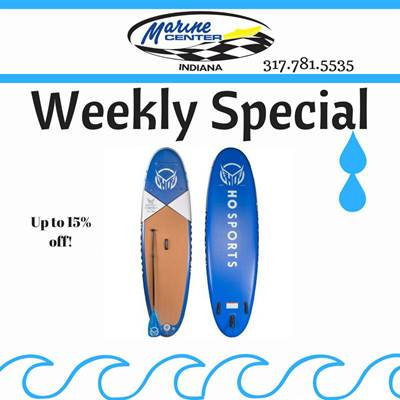 Stand Up Paddle Board Weekly Special