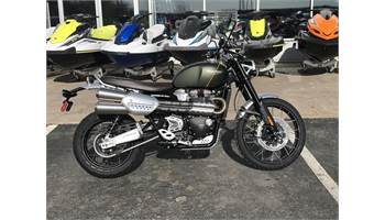 2019 Scrambler 1200 XC (Khaki Green and Brooklands Green)