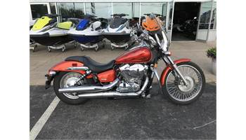 2012 Shadow Spirit 750 - Candy Orange Flame