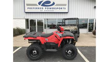 2019 Sportsman 450 H.O. EPS - Indy Red