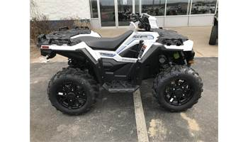 2019 Sportsman 850 SP - White Lightning