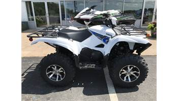 2019 Grizzly EPS 4WD Alpine White w/Aluminum Wheels