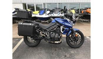 2018 Tiger 800 XRx Low (Lurcerne Blue)