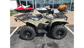 2019 Kodiak 700 EPS - Realtree Edge w/Aluminum Wheels