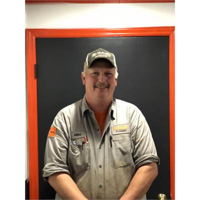 Mike Williamson - Service Tech