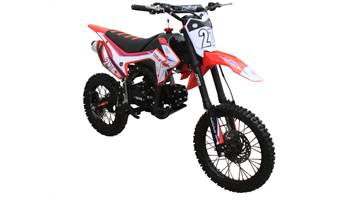 125CC Manual Clutch Mid Size Dirt Bike