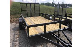 6x12 Chief Utility Trailer