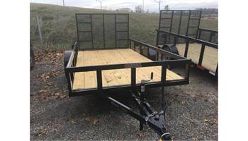 77x12 Chief Utility Trailer