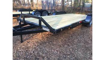 83x20 Chief Standard Wood Car Hauler