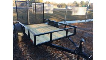 5x8 Featherlite Utility Trailer