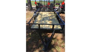5x10 Featherlite Utility Trailer
