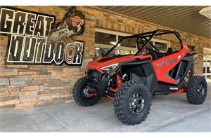 RZR PRO XP® Ultimate Indy Red