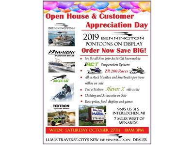 2018 Open House and Customer Appreciation Day