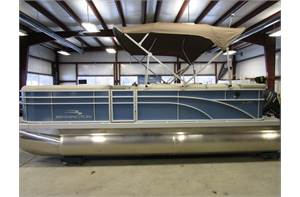 20' SLL (New 21' Interior) Cruise Blue 60hp