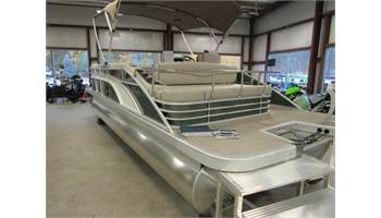 2019 22' Swing Back Premium SUMMER SALE PRICED Gold Emerald/White 90hp