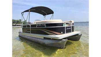 2013 Sweetwater SW 1880 with Trailer 50hp Yamaha Low Hours