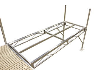 Shoreline Truss Dock