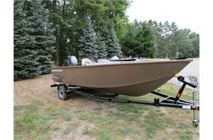 Freedom 160 SC 60HP Yamaha and Trailer NOW ON SALE