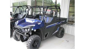 2018 Stampede X 2 Passenger Electric Blue Was $14,799 Now