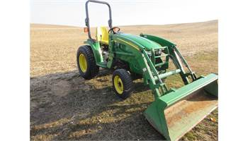 2005 3520 Compact Tractor with 300CX Loader