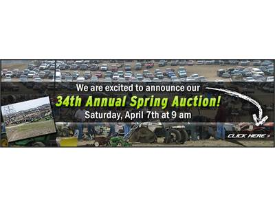 2018 Annual Spring Auction