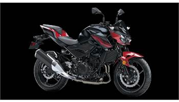 2019 Z400 ABS - Red