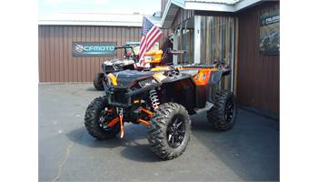 2020 Sportsman XP 1000 S - Orange