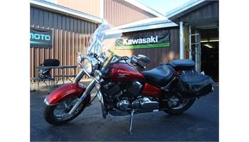 2007 V-Star Classic 650 - Accessories