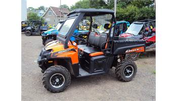 2012 Ranger XP® 800 - Black/Orange Madness LE