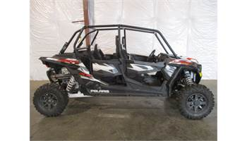 2016 RZR XP®  4 Turbo EPS - Graphite Crystal