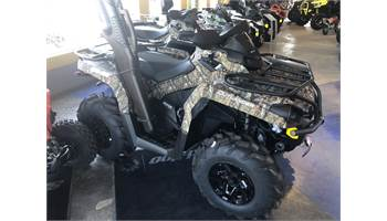 2019 CAN-AM OUTLANDER 570 MOSSY OAK HUNTING EDITION