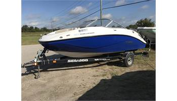 2011 SEADOO CHALLENGER 180 SEE 255HP