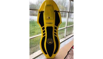 2019 Yellow Body Board