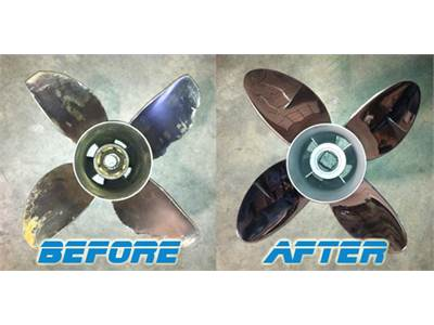 Propellers Before & After
