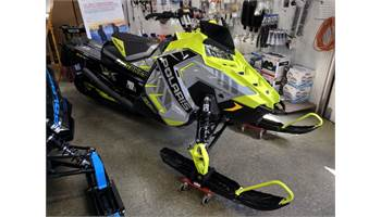 2020 850 Switchback® Assault® 144 Gray/Lime
