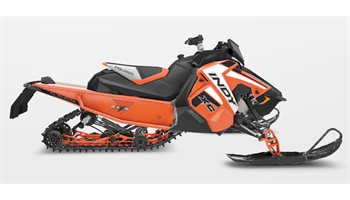 2019 800 INDY® XC 129 Orange Burst