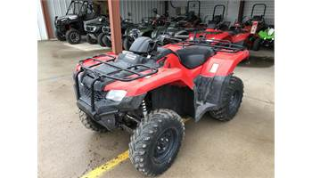 2015 FourTrax Rancher 4x4 Automatic DCT IRS EPS
