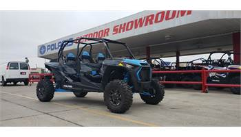 2019 RZR XP® 4 Turbo - Titanium Metallic