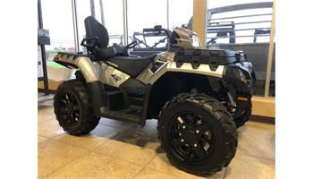 2019 Sportsman® Touring 850 SP - Silver Pearl