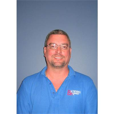 Kevin Sowers - Parts Clerk