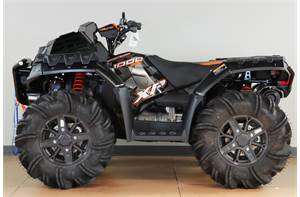 Sportsman 1000 XP High Lifter Mud Racer