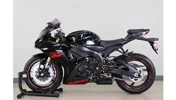 2019 GSX-R750 (Only 617 Miles)
