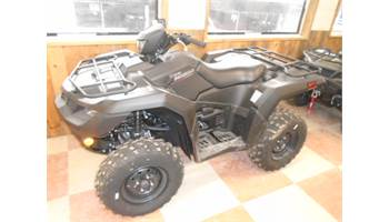 2019 King Quad 750 PS Matte Black