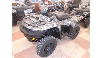2019 King Quad 500 PS Camo