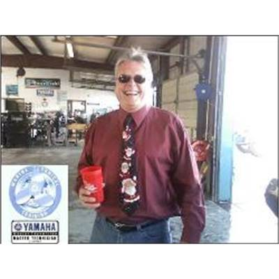 Tony Terry - Service Manager
