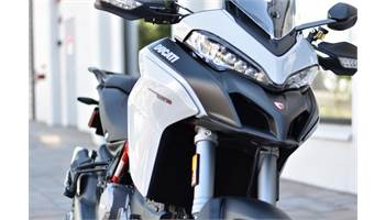 2019 MULTISTRADA 950 S SPOKED WHEEL