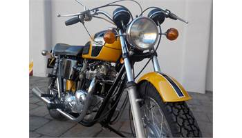 1971 BONNEVILLE 650 CC 4-SPEED