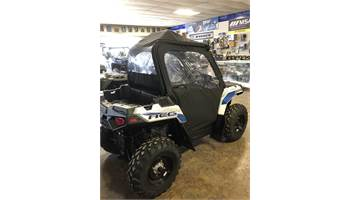 2018 Polaris ACE® 570 EPS - White Lightning