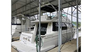 2002 450 Voyager Pilothouse
