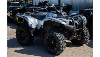 2015 GRIZZLY 700 EPS 4WD SE